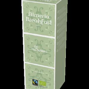 Tea Quiero Almeria Breakfast 8×12 Pack