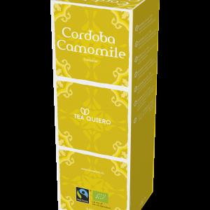Tea Quiero Cordoba Camomi 8×12 Pack