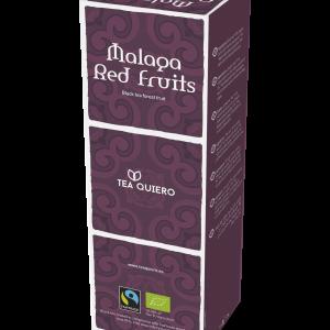 Tea Quiero Malaga red Fruit 8×12 Pack