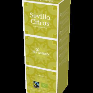 Tea Quiero Sevilla Lemon 8×12 Pack